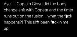 Ginyu vs gogeta