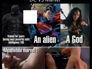How Superheroes got their powers DC VS Marvel